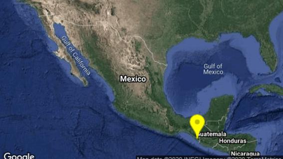 sismo 55 huixtla chiapas 16 septiembre