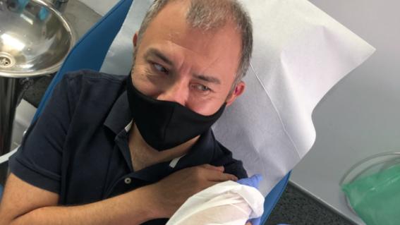 mexicano recibe vacuna covid19