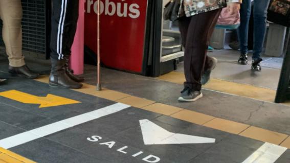 ruta metrobus frenaaa cdmx