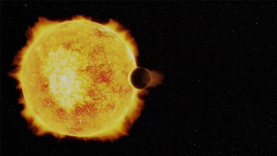 descubren un nuevo planeta neptuno ultra caliente a 260 anos luz de la tierra