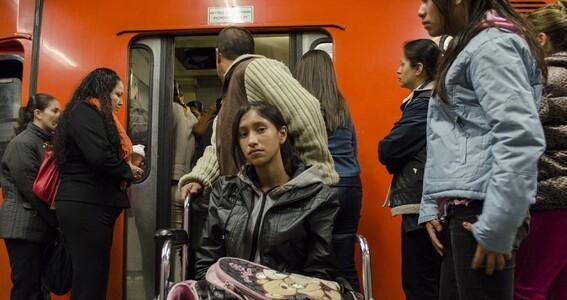 discriminacion de mujeres con discapacidad en mexico