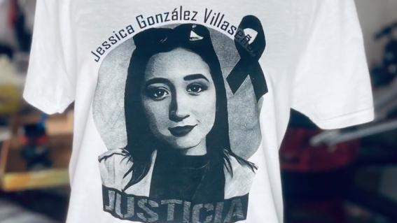 playera justicia para jessica morelia michoacan