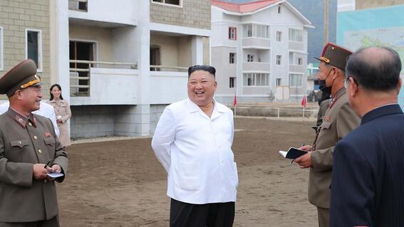 kim jongun donald trump covid19