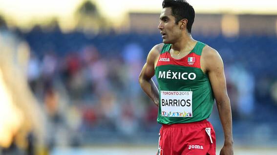 el mexicano juan luis barrios termina 16 en la maraton de londres