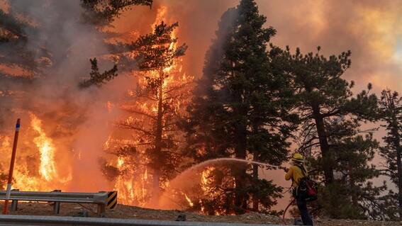 incendios california acres