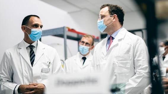 mexico ensayos clinicos covid19 alemania y corea