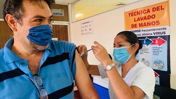 vacuna influenza covid19