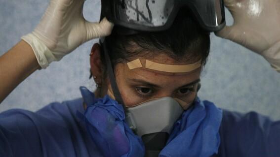 muertos covid19 personal salud mexico