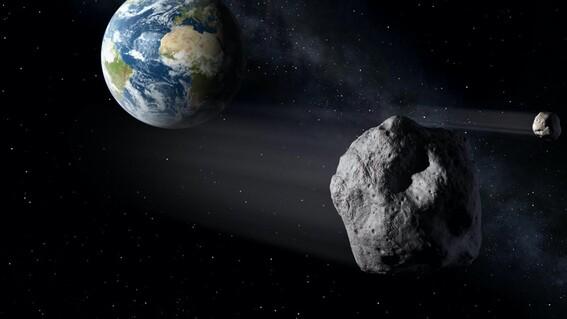 asteroide del tamano de un refrigerador podria impactar la atmosfera el 2 de noviembre