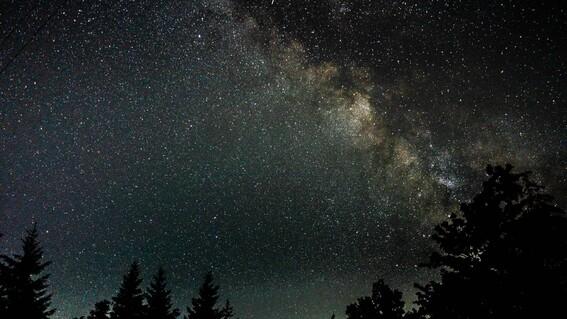 desde hoy podra observarse la lluvia de meteoros orionidas