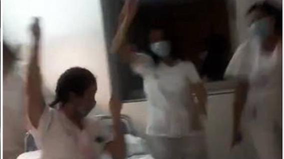 enfermeras se burlan de muertos espana