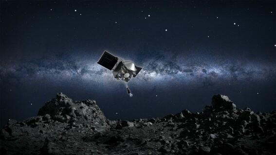 nasa sonda osiris rex asteroide bennu