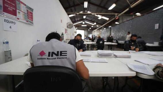 ine lanza convocatoria de empleo con sueldo de hasta diez mil pesos
