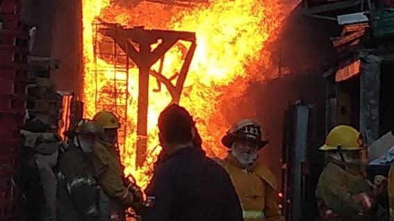 incendio fabrica veladoras cuautitlan izcalli