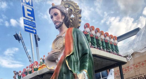 preparan operativo por festejos del dia de san judas tadeo en cdmx