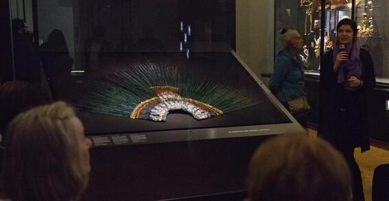 amlo busca que onu ayude a recuperar piezas arqueologicas del pais que tienen otras naciones