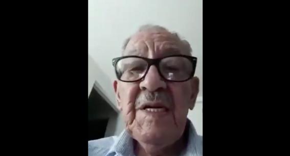 abuelito denuncia en redes sociales que le robaron 355 mil pesos