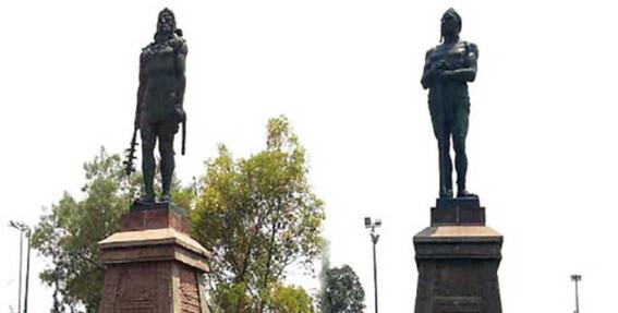 """¿quienes son los """"indios verdes"""" y a donde los quieren reubicar"""