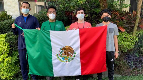 mexico gana olimpiada matematica de centroamerica y el caribe