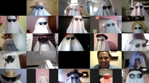 ghost challenge reto viral