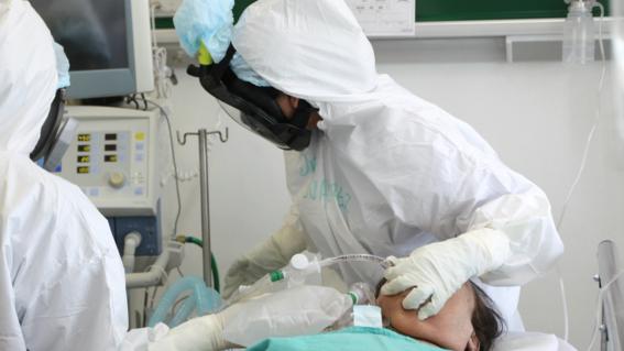 muerte enfermeras covid como primera guerra mundial