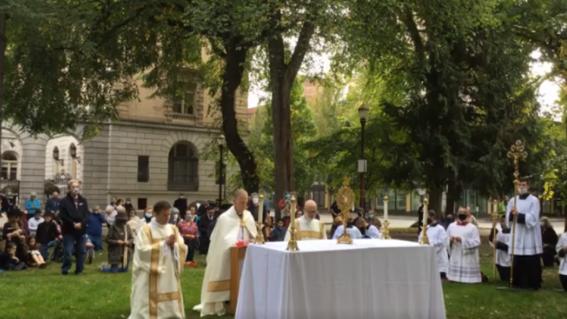 arzobispos exorcismo estados unidos