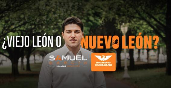 samuel garcia encuestas gobernador nuevo leon