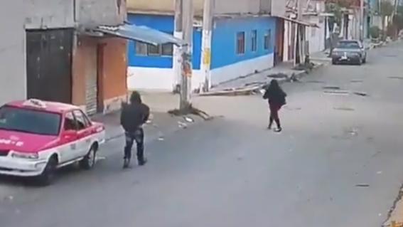 detienen en ecatepec a sujeto investigado por al menos 20 robos a transeuntes