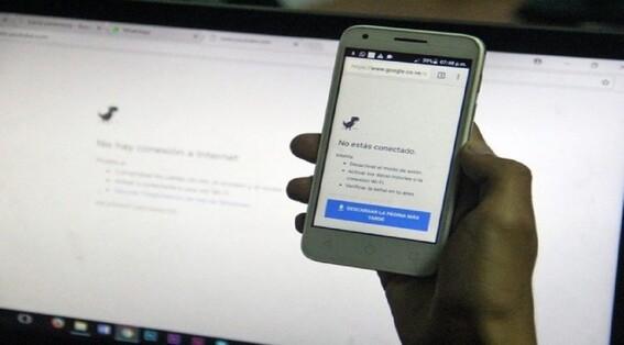 proponen que empresas de internet reembolsen pagos si falla su servicio