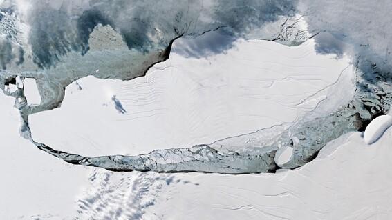 iceberg de mas de cuatro mil km cuadrados amenaza isla de georgia del sur