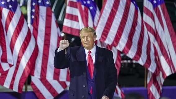 donald trump no reconoce a biden como presidente
