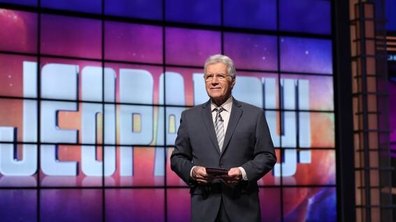 """muere alex trebek uno de los presentadores mas populares en eua conductor de """"jeopardy"""""""