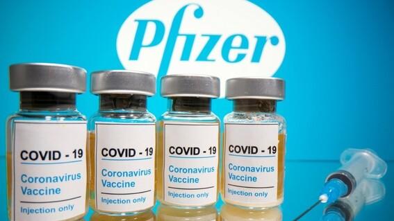 anuncian que vacuna contra el covid19 de pfizer es eficaz en un 90 por ciento