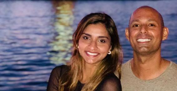 muere pareja recien casados luna de miel