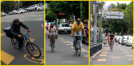 continuan los atropellos de ciclistas en insurgentes; exigen justicia en el caso mario trejo