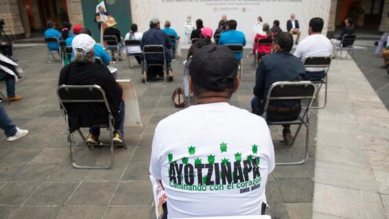 primer militar detenido caso ayotzinapa