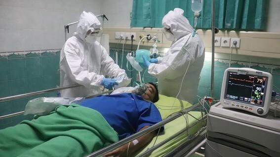 paciente se niega a creer en el covid antes de morir