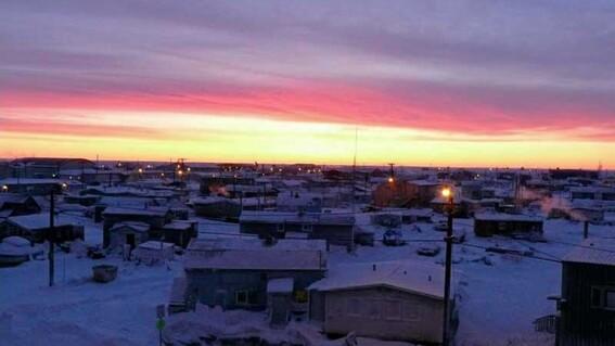 ciudades de alaska no veran luz solar en 66 dias