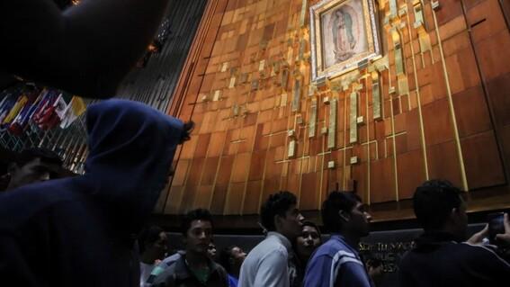 basilica estara abierta a fieles el 11 y 12 de diciembre con acceso controlado