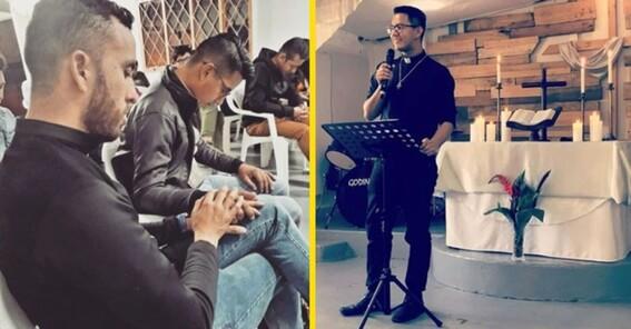 la historia de jhon botia un pastor cristiano homosexual en bogota