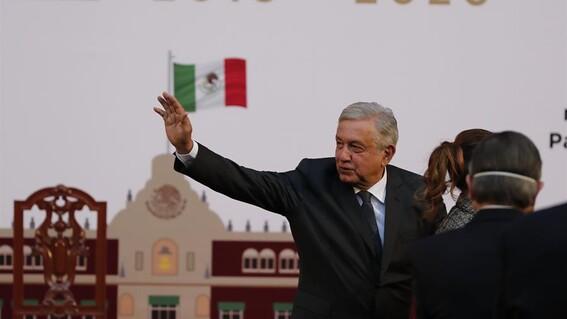amlo segundo ano de gobierno