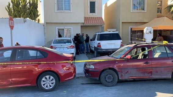 encuentran familia muerta en saltillo por intoxicacion; dejaron prendido el calentador