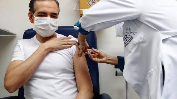 ¿como se vacunara contra covid19 en mexico
