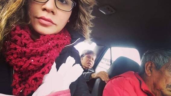 taxista esposa con alzheimer