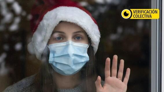 navidad ano nuevo covid aglomeraciones contagios