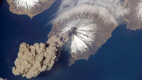 geologos descubren un posible supervolcan bajo seis islas en alaska