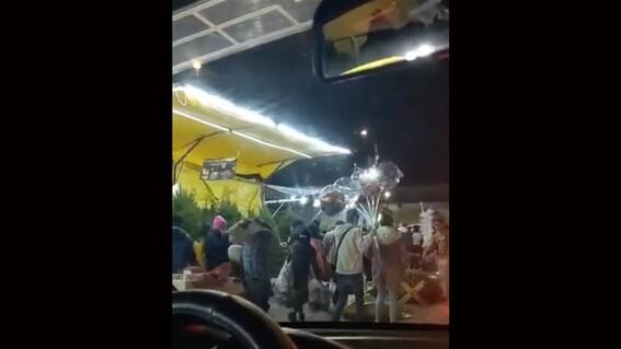mercado de jamaica luce repleto de visitantes pese a pandemia