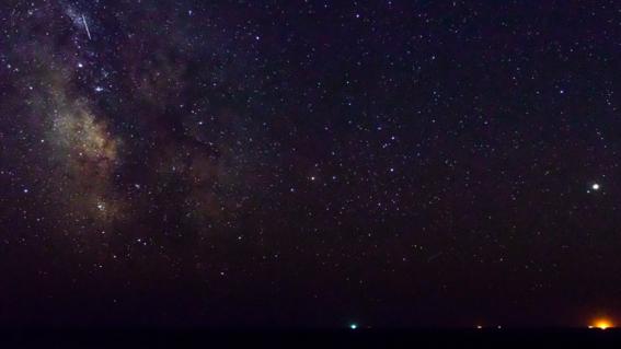 lluvia de estrellas geminidas alcanzara su punto maximo esta noche