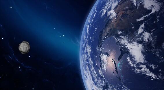 nasa informa sobre siete asteroides cercanos a la tierra esta semana