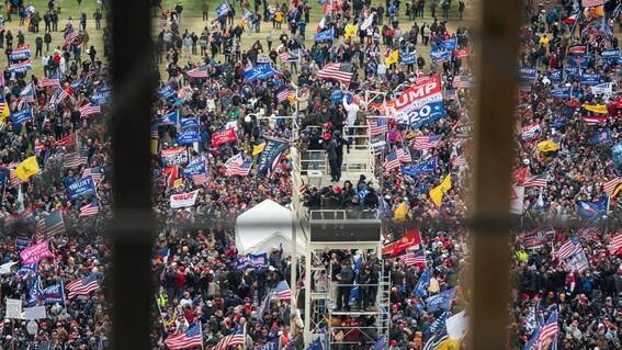 capitolio manifestantes pro trump